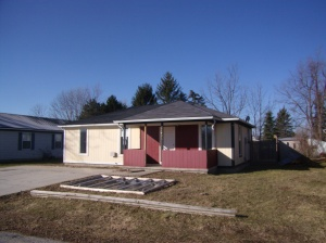 Sheridan Indiana HUD foreclosure
